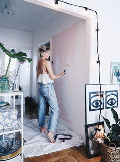 Pink Wall ❥