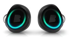 Bragi, a small, yet very ambitious company from Germany, has created Dash - the world's first smart wireless earphones. Dash, like any other wireless headset Wireless In Ear Headphones, Wireless Headphones, Sports Headphones, Cool Tech, Technology Gadgets, Wearable Technology, Fitness Tracker, Cool Gadgets, Tech Gadgets