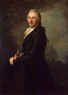 Anton Graff - Portrait of George Leopold
