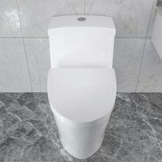 Swiss Madison 0.8/1.28 GPF Plaisir Wall Hung Dual Flush Elongated Toilet Bowl in White-SM-WT660 - The Home Depot Flush Toilet, Toilet Bowl, Clean Design, Modern Design, Liquid Waste, Solid Waste, Wall Mounted Toilet, Toilet Design, Bathroom Toilets
