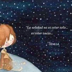 Seneca-Mi soledad y yo.