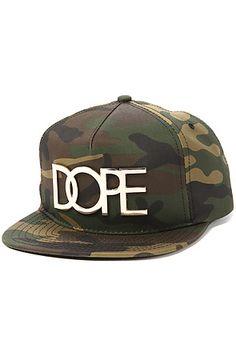 Dope Hat 24k in Camo Dope Hats 63a991ebf659