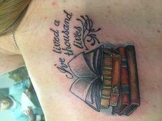 open book tattoo designs - Google Search