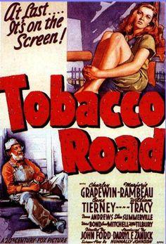LA RUTA DEL TABACO (1941) -Parte 1/3-