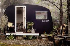 vintage camper guest house