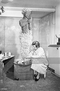Getty Images. Janine Janet in her workshop