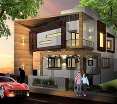 A.J. Architects - modern residence