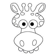 Printables that are fun for kids on Pinterest | Masks, Coloring Pages ...