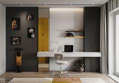 Modern apartment in Berlin on Behance