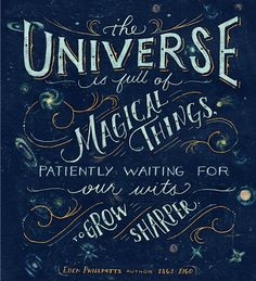 Universe by Mary Kate McDevitt