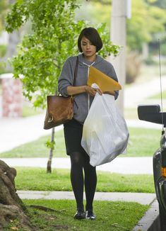 Shannyn Sossamon Photos: Shannyn Sossamon Out and About