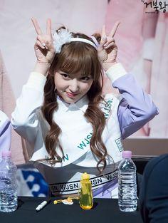 20160312 우주소녀 명동 팬싸인회 성소, 보나 :: 거북왕의 티스토리