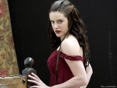 Nimue, in Merlin by the BBC