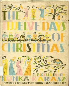 """Karasz - Twelve Days of Christmas001 