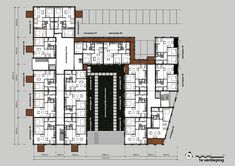 Plattegrond 1e verdieping Floor Plans, Floor Plan Drawing, House Floor Plans