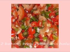 Resep Masakan Sambal Rica (Manado)