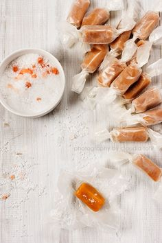 salted caramels by claudia totir