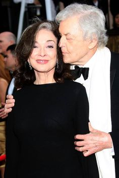 Dixie Carter and Hal Holbrook. So sweet!