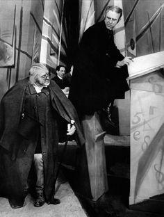 Le Cabinet du docteur Caligari - Werner Krauss