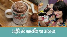Suflê de Nutella na Xícara (feito com 2 ingredientes, pronto em 1 minuto) | Cozinha para 2 - YouTube