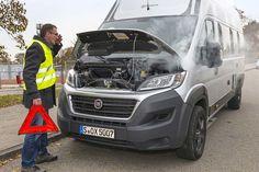 Diesel-Motor: Rat vom Diesel-Experten zur Diagnose und Pflege - PROMOBIL