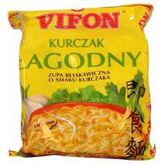 Vifon Kurczak Lagodny Instant Soup 70g