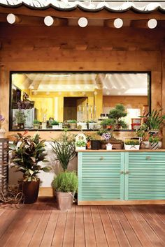 Sanggojae: An Awesomely Cute Side Area Right Outside The Kitchen. Find This  Pin And More On Korean Style Interior Design ...