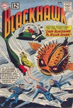 Blackhawk #170 VF+/NM