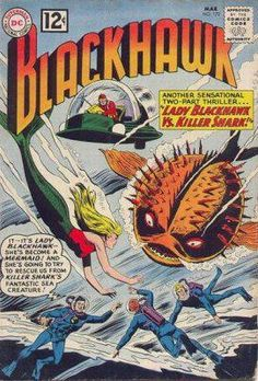 Blackhawk #170 VF+/NM