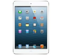 BEST TABLET: Apple Verizon iPad mini - Wi-Fi + Cellular (White) // Small and slender but still as powerfull as its big brother. The Mini moves the Tablet into a truly personal category and doesnt go stingy on any of the bells and whistles. Ipad Mini 2, Ipad 4, Ipad Case, Ipad Wifi, Wi Fi, Silver Apples, Buy Apple, Apple Sale, Mini Apple