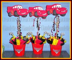 Decoración de fiestas infantiles de Cars6.jpg