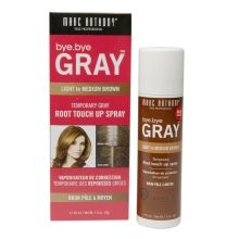 Marc Anthony True ProfessionalBye.Bye Gray Temporary Gray Root Touch Up Spray at Walgreens. Get free shipping at $35 and view promotions and reviews for Marc Anthony True ProfessionalBye.Bye Gray Temporary Gray Root Touch Up Spray