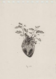 Anatomical Studies Drawings – Fubiz Media