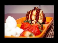 Tempura fried ice cream recipe by Photocooking.net