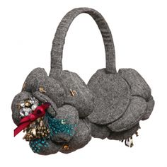 Something cute to keep your ears warm.  www.irregularchoice.com