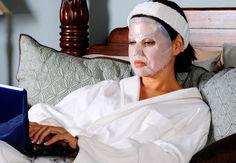 Skin whitening and moisturizing treatment