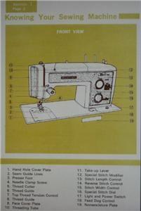 Kenmore Sewing Machines 1975 1976 Amp 1977 Sewing