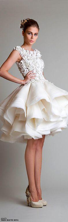 Krikor Jabotian Couture 2013-14