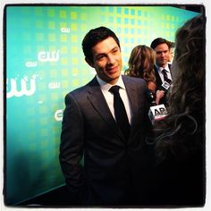 """Michael Rady of """"Emily Owens M.D"""" at The CW Upfronts"""
