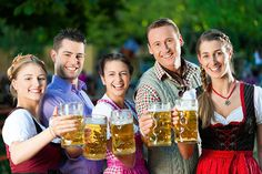 Find ideas on how to plan a fun Oktoberfest Party.