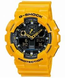 Yellow Casio G-Shock GA-100A-9A  Special Price: R1,529.00