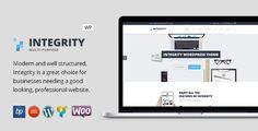 Themeforest WordPress: Integrity – Responsive Business WordPress Theme on THEMEFOREST FREE DOWNLOAD http://themeforestfreedownload.com