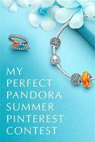 My Perfect Pandora Summer Pinterest Contest #PANDORAsummercontest