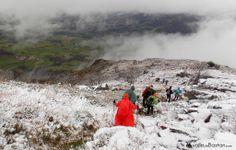 Un año más por estas fechas el Club Baztango Mendigoizaleak ha organizado la ascensión a Auza, esta vez con bastantes complicaciones meteorológicas: lluvia, nieve, viento... La ruta ha durado unas 5 h. (Erratzu-Auza (1.306m)-Erratzu)