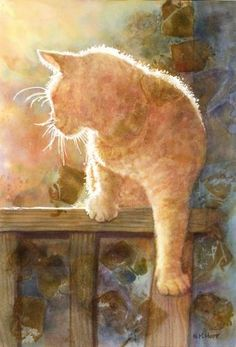 Mary Hopf | WATERCOLOR | Willy's Wanderlust #watercolorarts