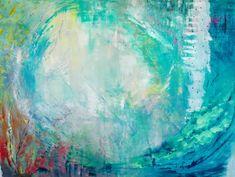 Something is growing in me #art #acrilico #acrylicpainting #dream #art #arte #uptist #pintura #abstractart #abstract #abstracto #painting…