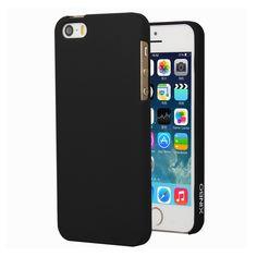 Para iphone 5 5s se case lujo xinbo 0.8mm delgado duro cajas del teléfono de plástico cubierta posterior para iphone 5 5s se coque accesorios