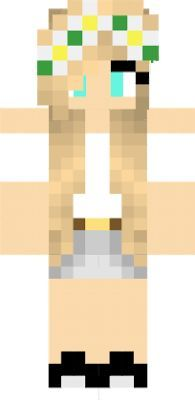 Love This Skin Maybe Thisll Be My Skin When I Start My Youtube - Skins para minecraft pe de sans