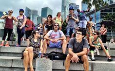 lululemon athletica + The Travel Yogi team up for unroll: Asia Yoga Tour