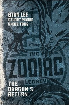 The Zodiac Legacy: The Dragon's Return (Zodiac, #2) by Stan Lee, Stuart Moore, and Andie Tong